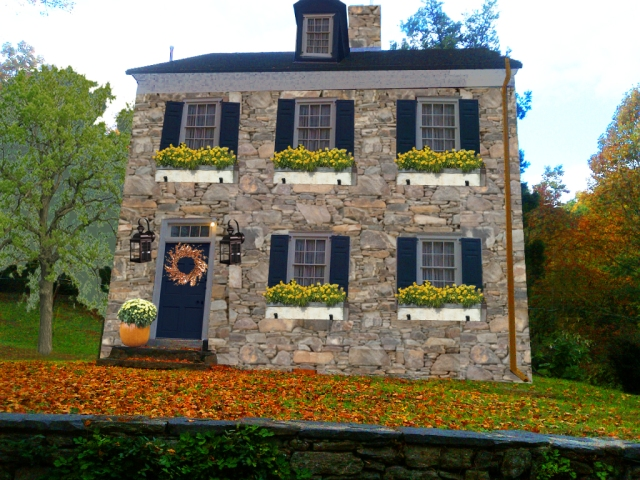 Old Rittenhouse House Home