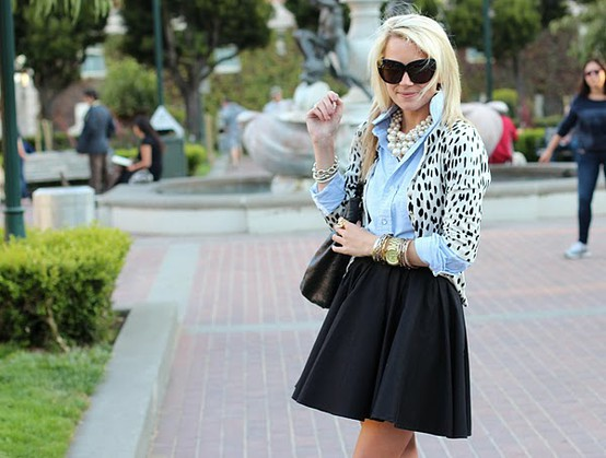 Pinspiration.leopard and button down