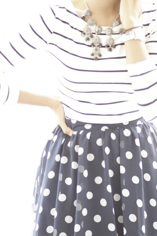 pinspiration.stripes and dots