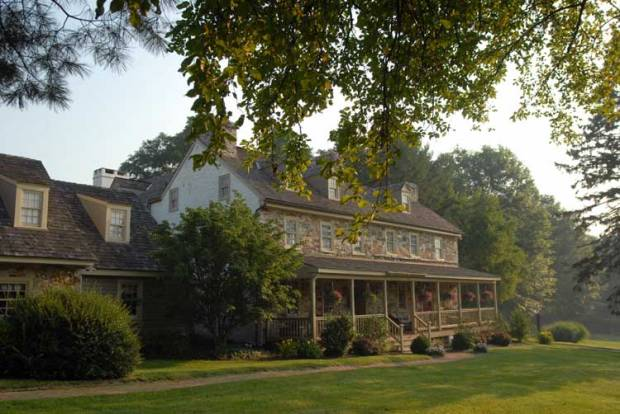 brandywine manor house farmhouse