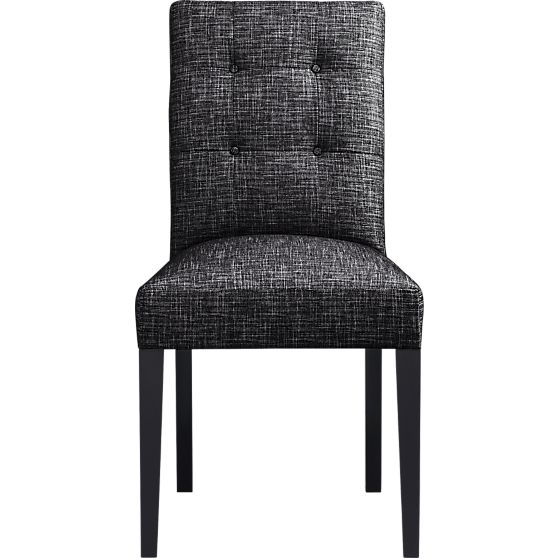 crate and barrel leeds chair