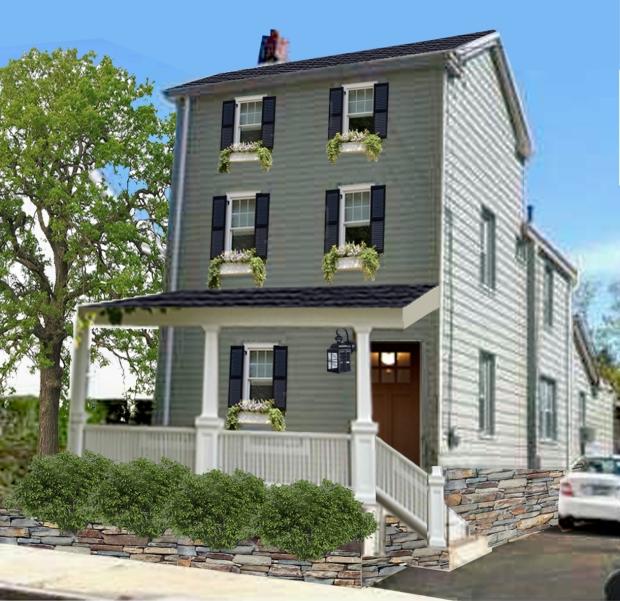 Johnson Street House Fixed