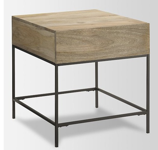 west elm storage side table