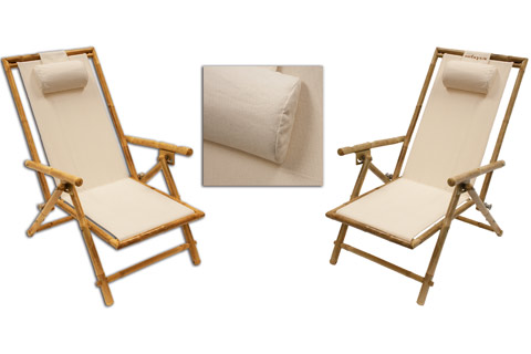 Bamboo Chairs 1