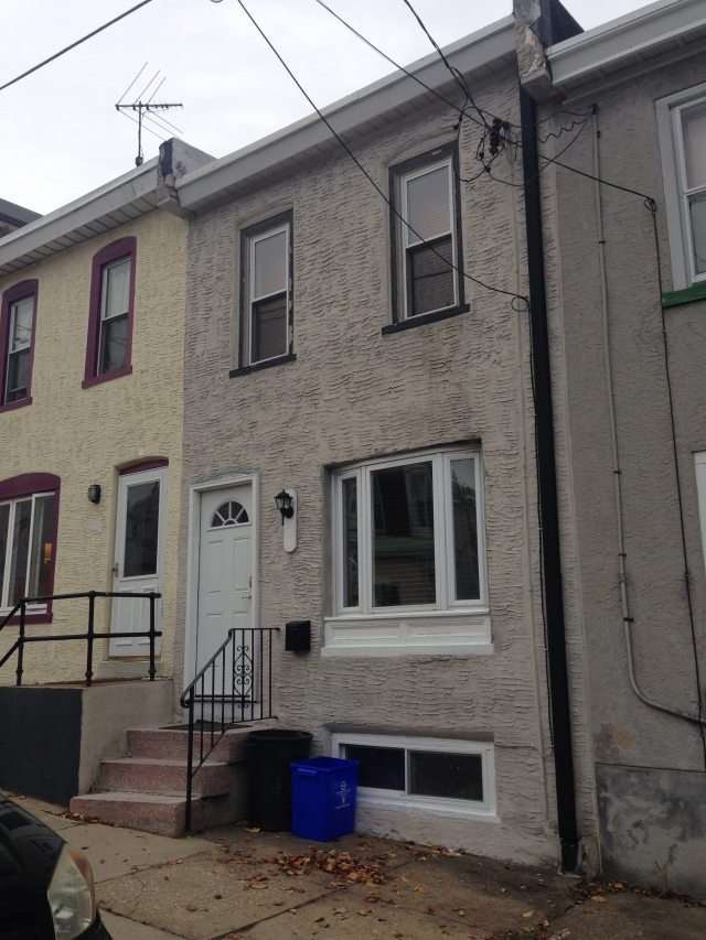 Chris House Before