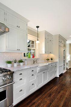 woodland kitchen 1
