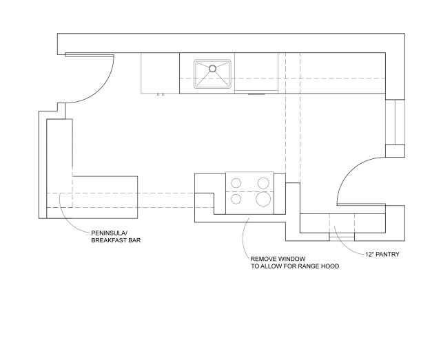 Woodland Kitchen updated plan