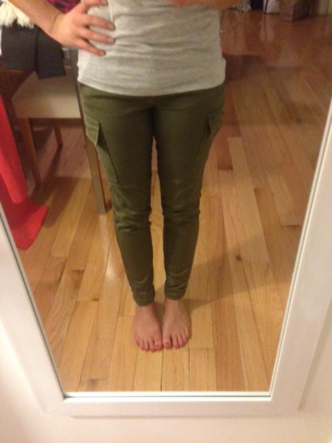 army pants