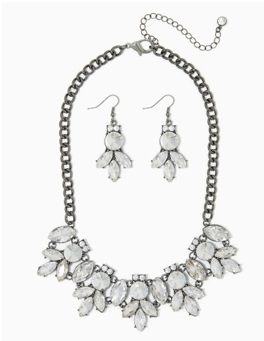 Charming Charlie.Frosted Fantasy Necklace