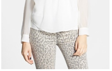 Leopard Denim 2