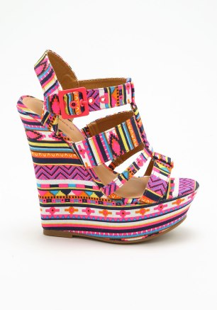 love culture.tribal wedges
