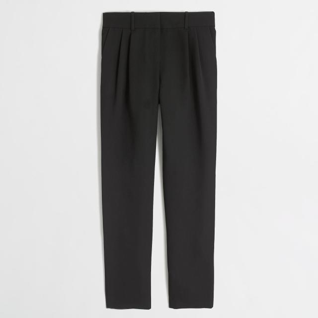 J Crew factory drapey pants