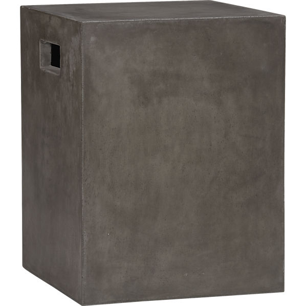 CB2.cement-grey-side-table